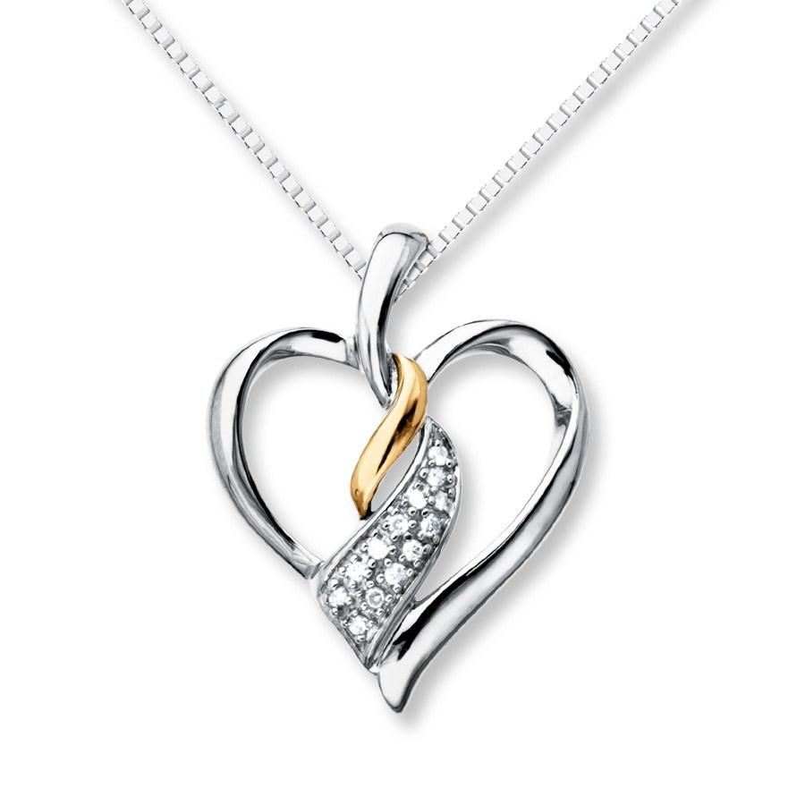 900x900 Silver Heart Locket