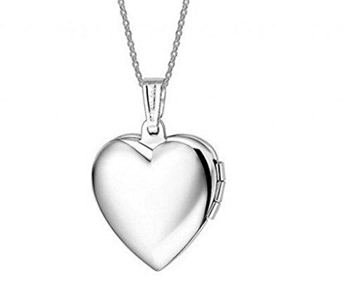 500x408 Infinite U Fashion Open Love Heart Photo Locket