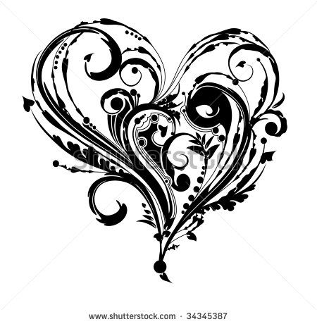 450x460 36 Best Hearts Images On Heart, Hearts And Image Vector