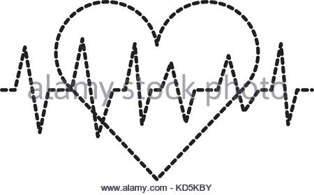 450x279 A Medical Background With A Heart Beat Pulse With A Heart Rate