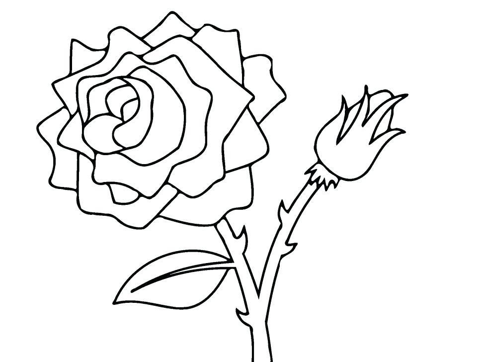 970x728 Best Of Rose Coloring Pages And Hearts Coloring Pages Packed