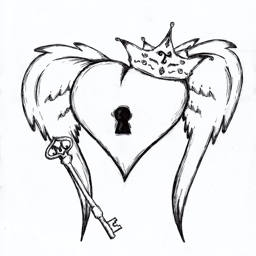 Heart On Fire Drawing at GetDrawings.com | Free for personal use ...