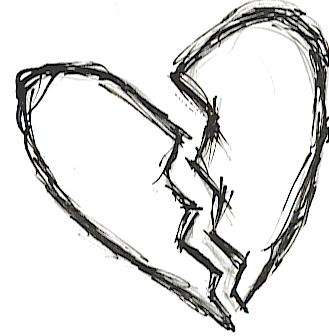 329x336 Broken Heart Tattoo Tattoo Ideas Broken Heart