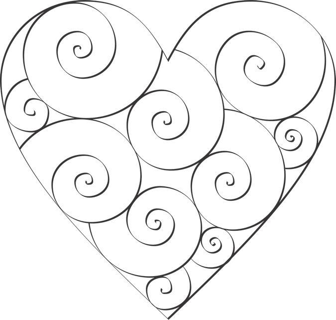 675x642 Heart Shapes