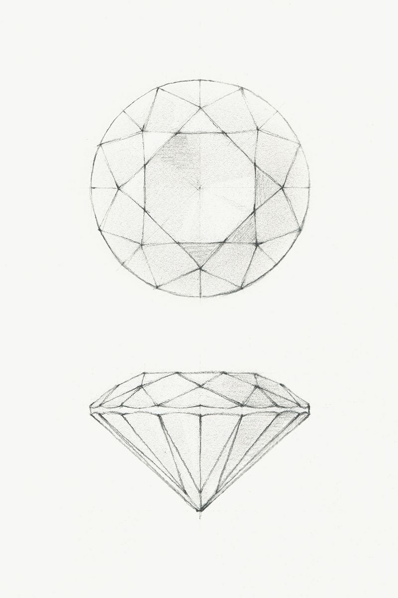 800x1200 Tiffany Diamonds Are Properly Proportioned And Cut To Achieve