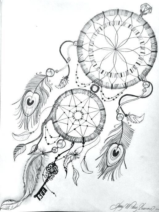 515x687 Dream Catcher Tattoo Heart Shaped Dream Catcher Tattoo Design Media