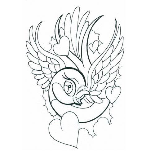 500x500 Heart beat tattoo designs Heart Tattoo Free Tattoos Designs