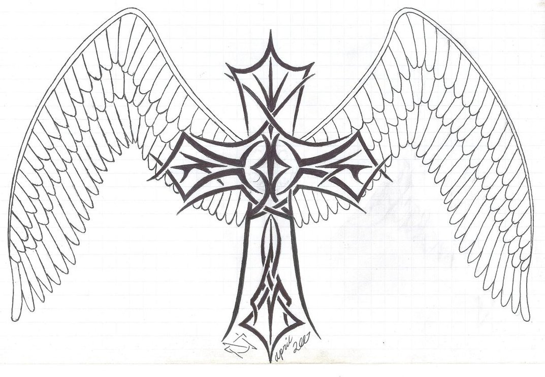 1073x744 Heart With Wings Coloring Pages