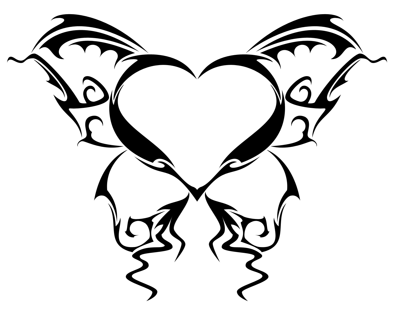 1500x1196 Heart Tattoos Designs, Ideas And Meaning Tattoos For You