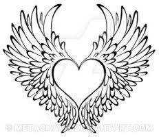 231x200 Image Result For Heart With Wings Tattoos Tattoo