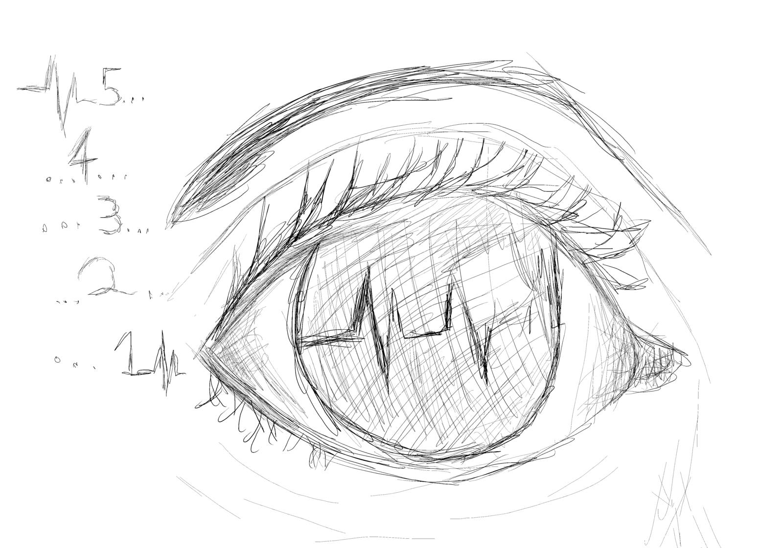 1600x1120 Heartbeat Eye By Eternal Midnights