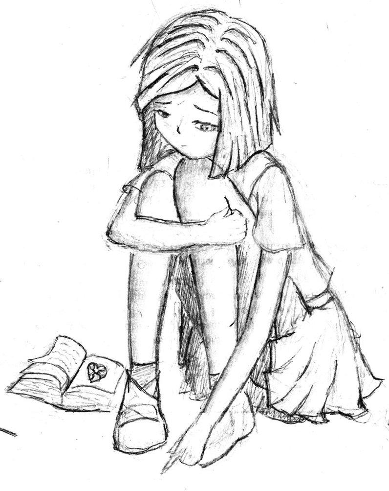 796x1003 Emo Heartbreak By Kasclem