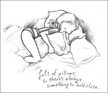 Heartbroken Drawing