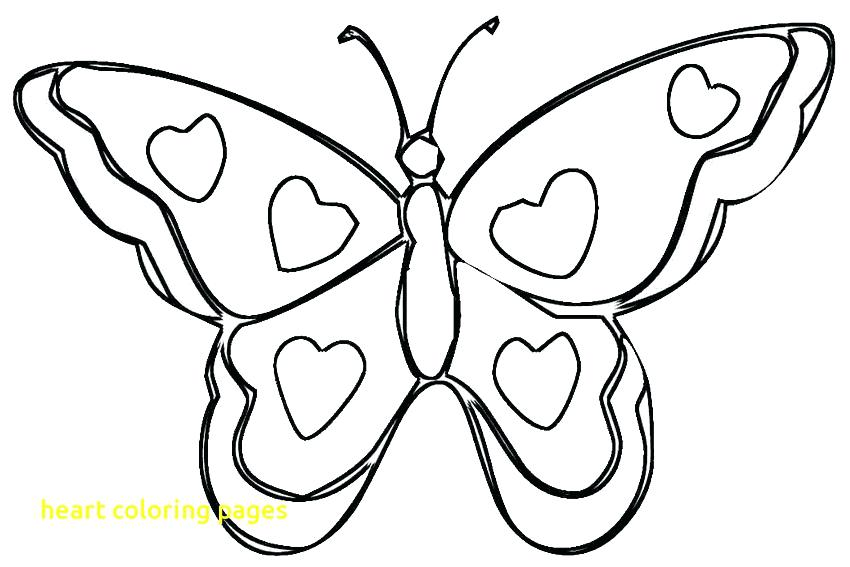 850x567 Hearts With Wings Coloring Pages Coloring Pages Hearts With Wings