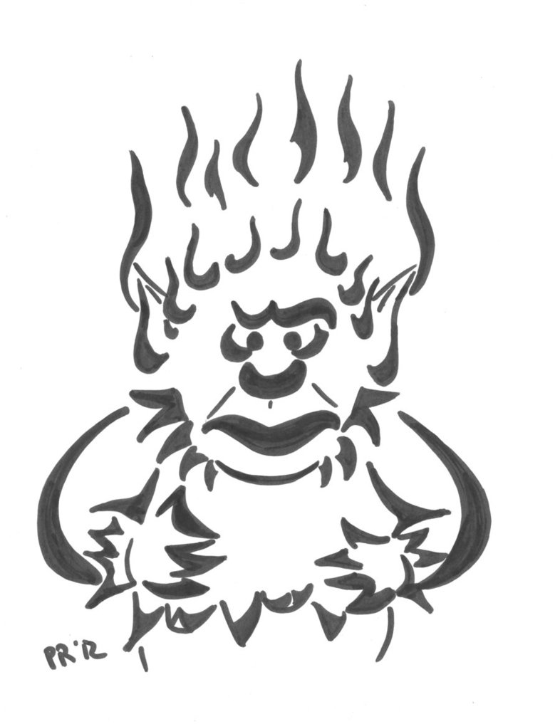 786x1017 Heat Miser By Mildlyconfused
