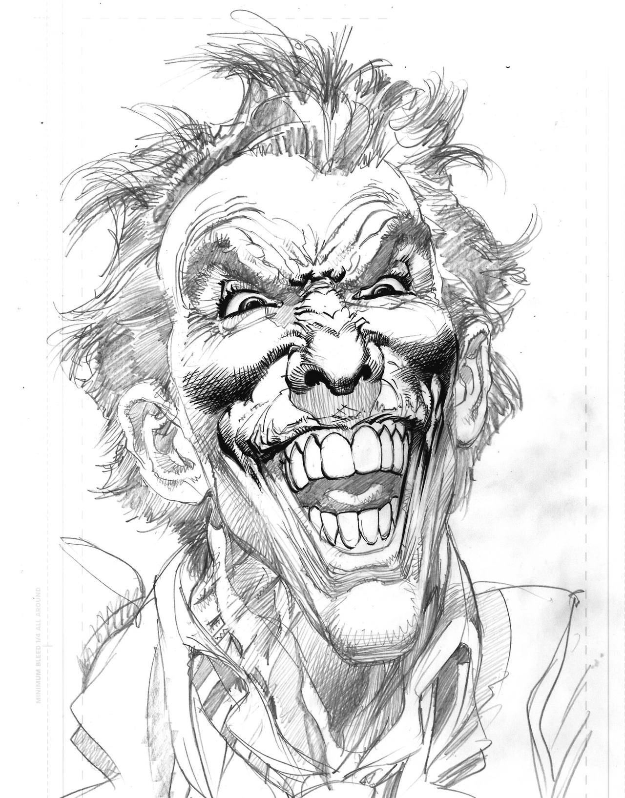 1280x1635 The Joker By Neal Adams