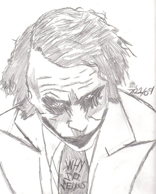 600x745 The Joker