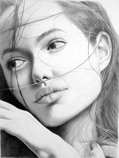 236x313 Adriana Lima, Celebrity Drawing Pencil Art , Amazing