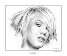236x196 Ellen Degeneres .pencil Drawing By Greg Hand Extraordinary
