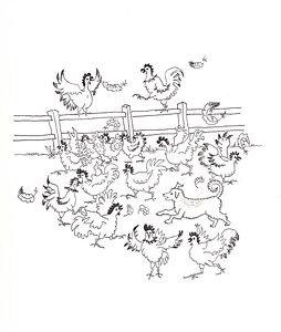 254x300 Dog Heaven Drawings Fine Art America