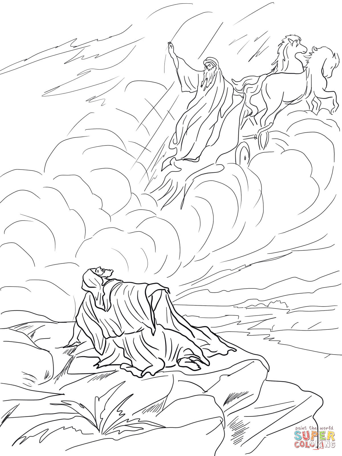 1200x1600 Heaven Coloring Pages Paginone.biz