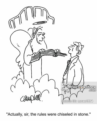 400x501 Pearly Gate Cartoons And Comics