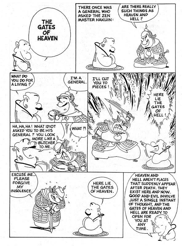 592x800 Zen Speaks The Gates Of Heaven Zen
