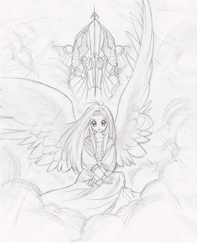657x811 Gates Of Heaven Drawings