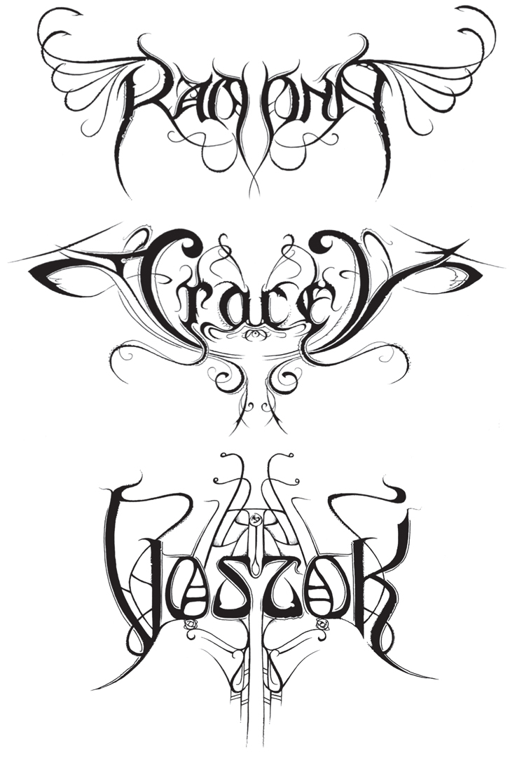 748x1081 Eye Candy The Dark Lord Of Heavy Metal Logos Innovation Design