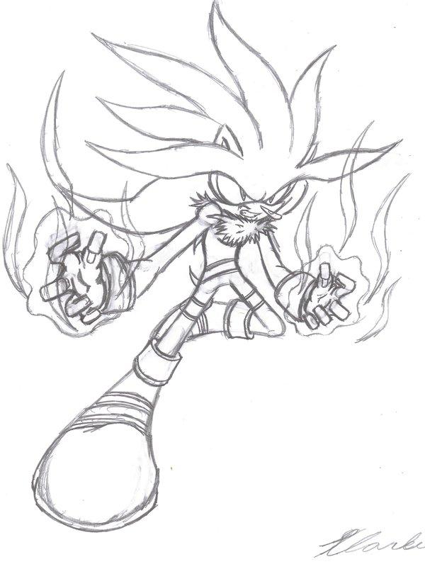 600x796 Comics Silver The Hedgehog By Jetstriker96