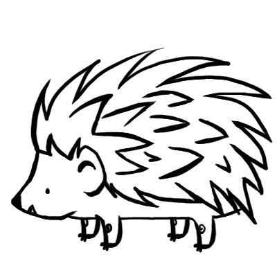 400x400 Hedgehogs