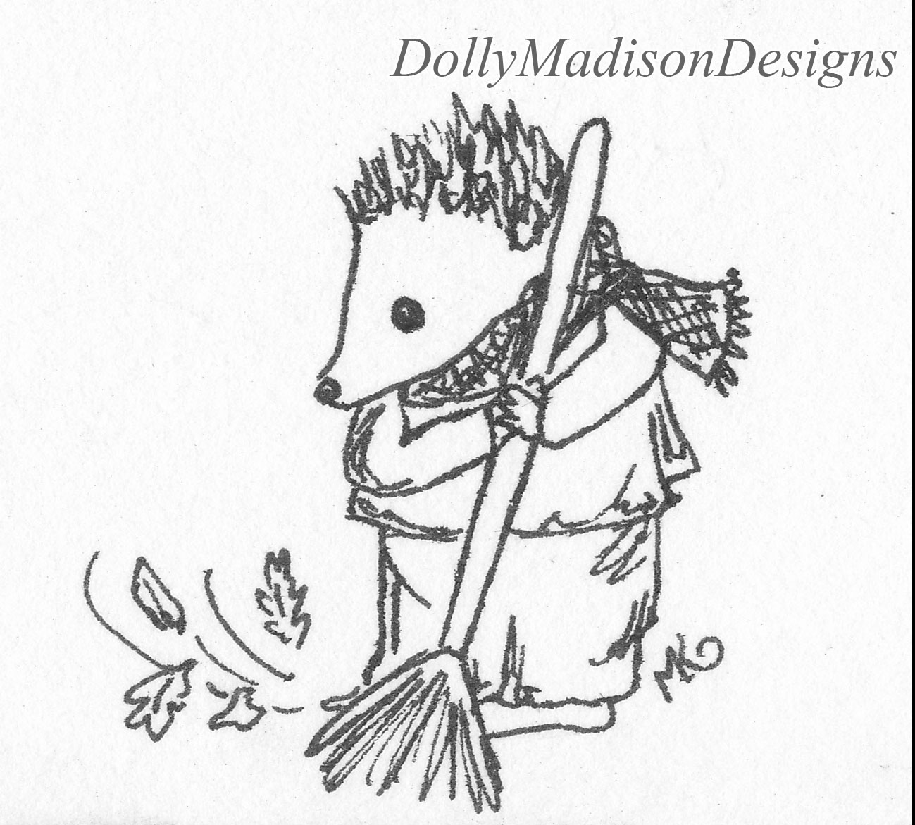 1299x1171 The Tale Of The Industrious Hedgehog The Songbird's Pencil