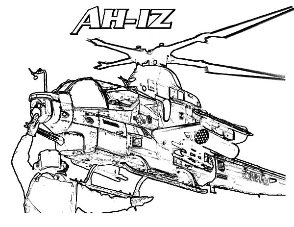 600x463 Drawing Military Helicopter Coloring Pages Coloring Sun