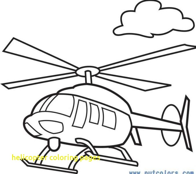 678x600 Helicopter Coloring Pages With Drawing Military Helicopter