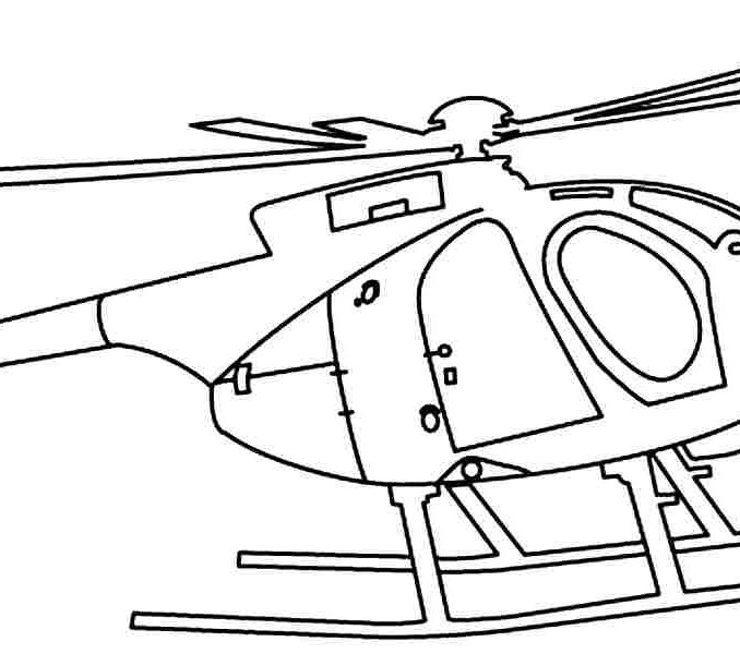 678x600 Helicopter Coloring Pictures Kids Coloring