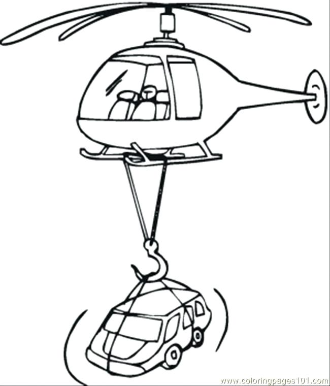 650x760 Helicopter Pictures To Color Drawn Helicopter Line Drawing