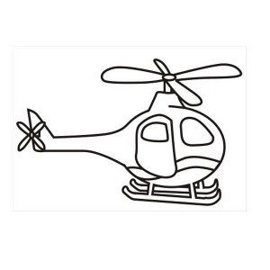 300x300 Aerial Transport Helicopters Coloring Pages Batch Coloring