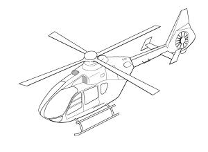 300x220 Airbus Ec135p1, P2, P2 , T1, T2, T2