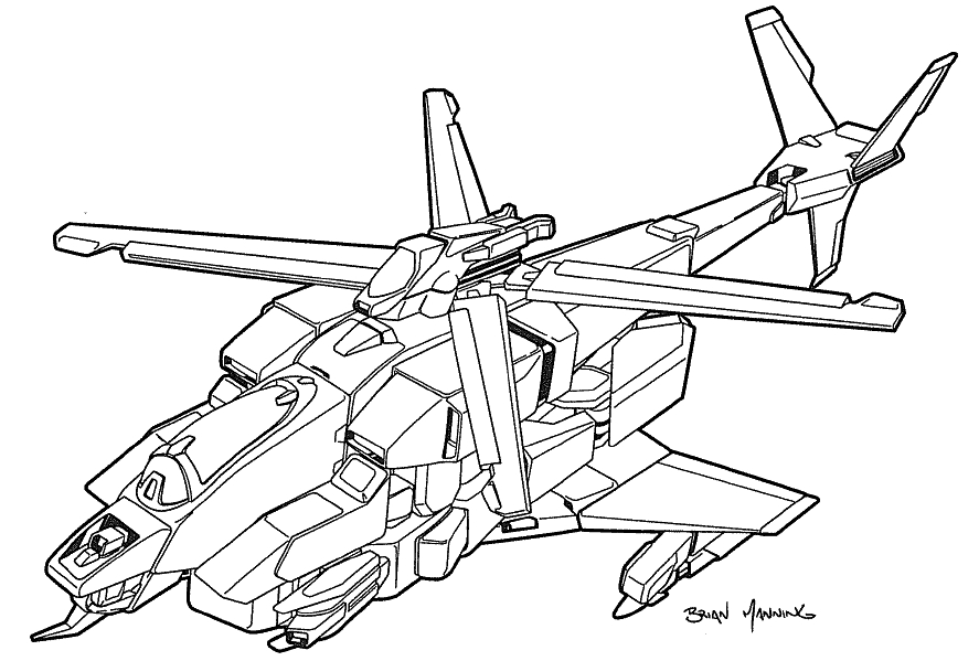 887x599 Robotech Masters Veritech Fighter Helicopter Master File Vfh 10