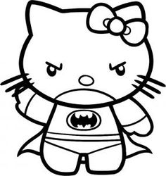 236x250 Cool Drawings To Draw How To Draw A Cute Hip Hello Kitty Step 4