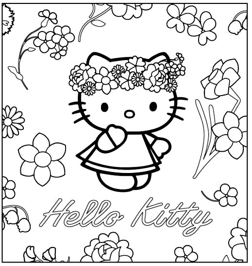 519x549 Hello Kitty