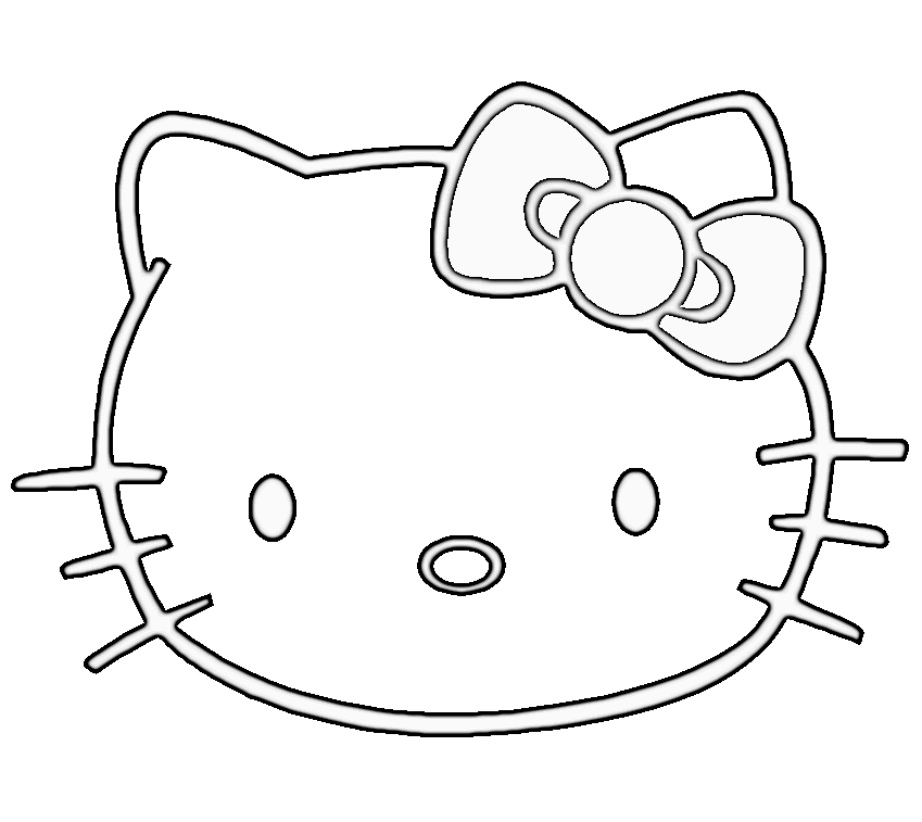 849x757 Hello Kitty