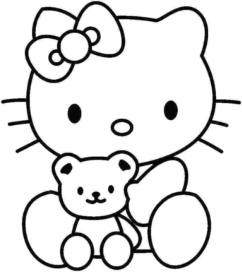 806x905 Coloring Cartoon Pictures Goodjelly.co