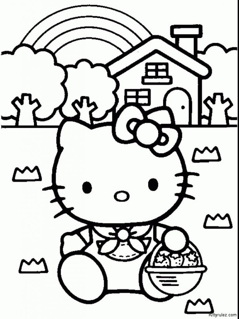 768x1024 Best Hello Kitty Drawing Ideas On Hello Kitty