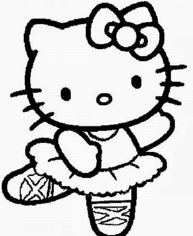 Hello Kitty Drawing Images