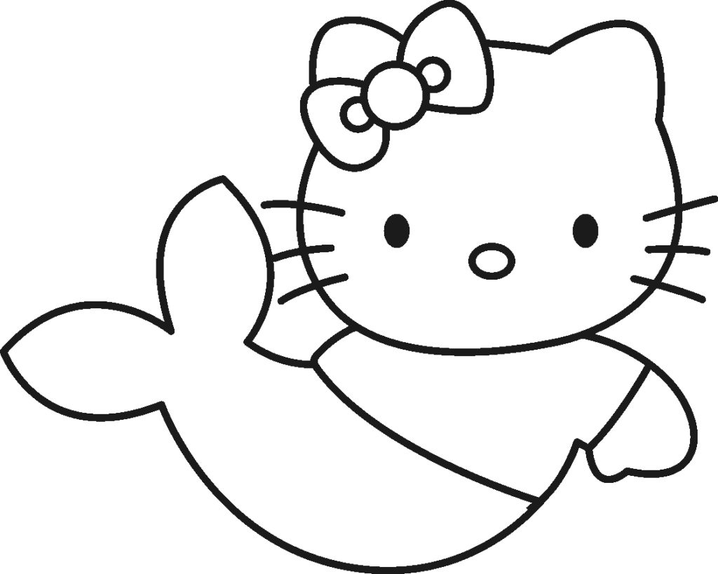 Hello kitty drawing images at getdrawings com free for personal