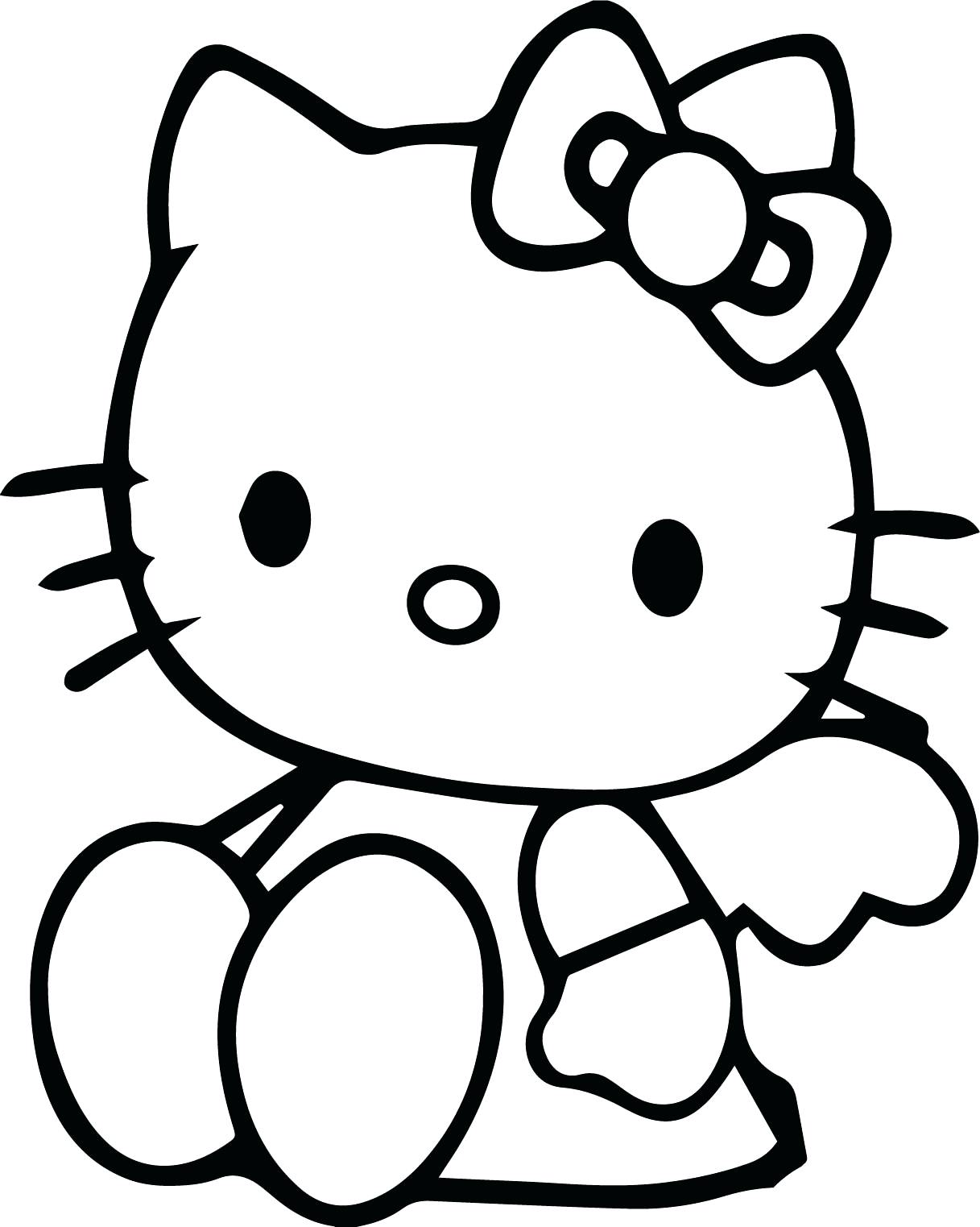 Hello Kitty Love Ausmalbilder : Hello Kitty Drawing Picture At Getdrawings Com Free For Personal