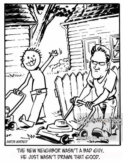 400x532 New Neighbor Cartoons And Comics