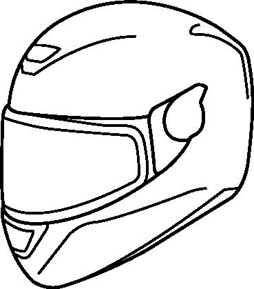 369x419 Motorcycle Helmets