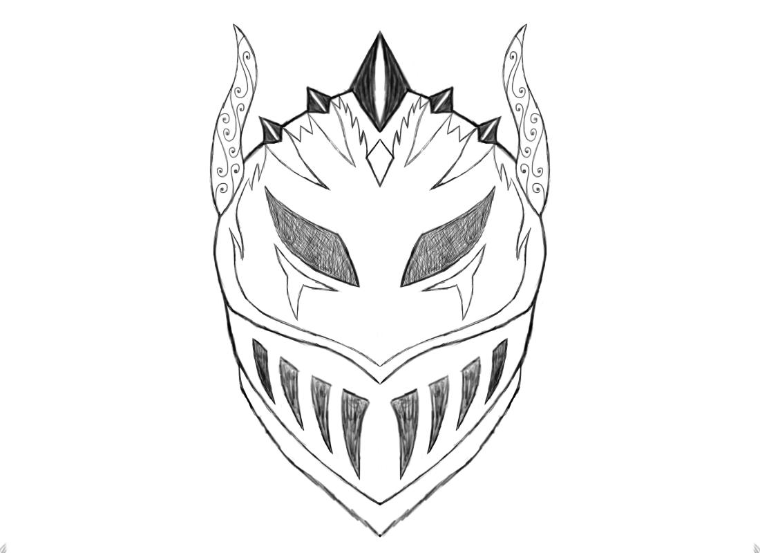 Helmet Drawing at GetDrawings
